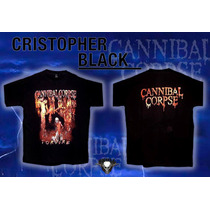 Remera - Cannibal Corpse -torture