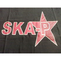Remera Ska - P