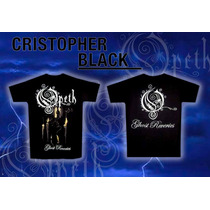 Remera - Opeth - Ghost Reveries