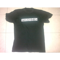Watchmen Banda Hard Rock Argentino Remera