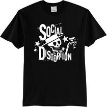 Social Distortion Remeras