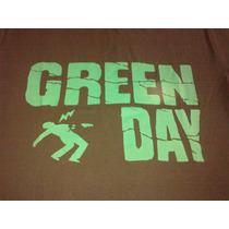 Remera Green Day