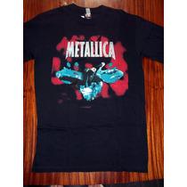 Metallica Remera Original Importada La Plata Tolosa 9 Y 530