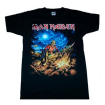 Iron Maiden: France Event Remera Oficial Tour 2013
