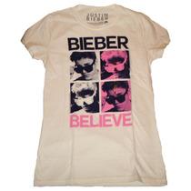 Remeras Justin Bieber Originales Importadas Nuevas!