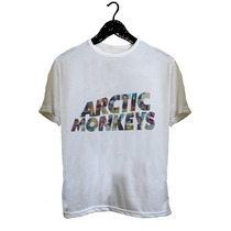 Remeras Rock Arctic Monkeys Pearl Jam Muse Strokes Beatles +