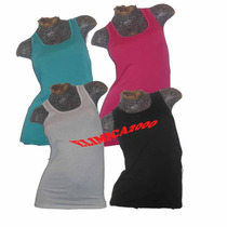 Musculosa Deportivas Modal Ideal Para Sublimar O Gym