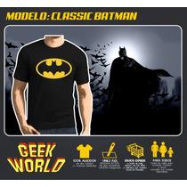 Remeras Superheroes! - Batman Classic - Geekworld Rosario