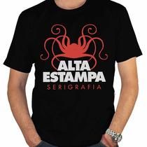 Remeras Premium Estampadas - Alta Estampa Serigrafía