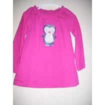 Pack De 1 Vestido Y 2 Camisetas De Niña En Talle 3 Años