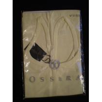 Ossira - Musculosa Amarilla T. L Remera 100% Original