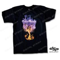 Remera Rock Deep Purple Phoenix Rising.estampado Digital