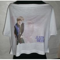 Puperas De Modal Estampadas Justin Bieber