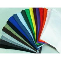 Remeras Lisas Todos Los Colores Excelente Algodon!!!