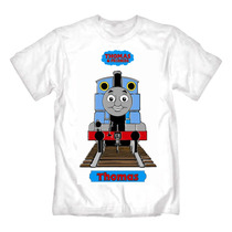 Remeras De Thomas El Tren