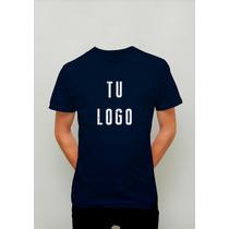 Remeras Personalizadas, Estampadas Con Tu Logo O Diseño