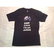 Remera Americana Keep Calm
