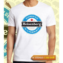 Remeras Breaking Bad Heisenberg Pinkman Better Call Saul
