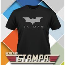 Remeras De Superheroes - Batman, Siperman, Superman, C.a.