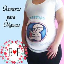 Remeras Para Embarazadas Xmayor Para Locales $x5unid