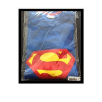 Remera Superman Con Luces Led Y Capa Desmontable Para Chicos
