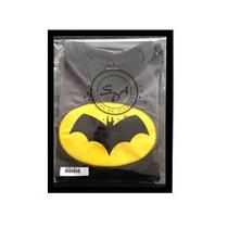 Remera Batman Con Luces Led Para Chicos