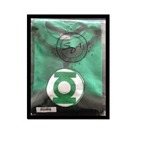 Remera Linterna Verde Con Luces Led