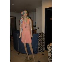 Akiabara Vestido De Algodon Modelo Celine Promo