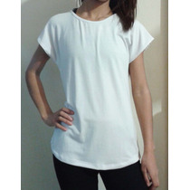 Remeron Mujer Largo Modal Sublimable!!! X 6 Unidades