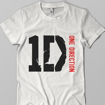 Remeras One Direction 1 D