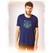 Beauty Gifts Remera Hombre Azul Francia Penguin Munsingwear