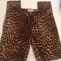 Jean Forever 21 Tipo Animal Print