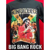 Remera Nonpalidece - Reggae Talle L - Large ( 52 X 72 Cm )