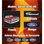 Remera Ford Falcon Sprint 78-82, 100% Algodon Ac Estampas