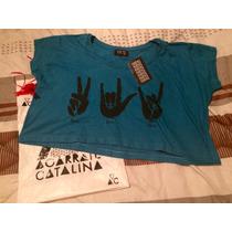 Agárrate Catalina Remera Talle 1 Nueva