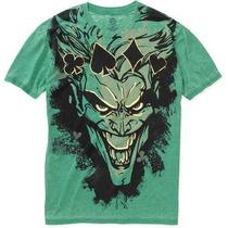 Remera The Joker Dc Comics Original Talle S Importada Nueva!