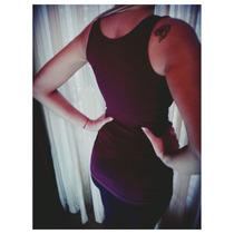 Musculosa Modal Y Lycra Basica Depotiva * Mk Select * 2015