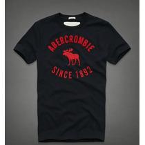 Remeras Abercrombie Hombre