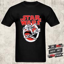 Remeras Star Wars Niños/hombre/mujeres |de Hoy No Pasa|