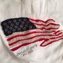 Remera Bandera Usa