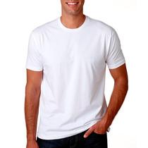 Remeras Lisas De Modal Blancas - Envios A Todo El Pais