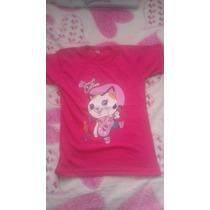 Camisetas De Niños Por Mayor (mangas Largas)