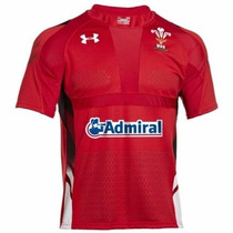 Camiseta Rugby Oficial Gales (m,l,xl)