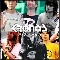 Remeras Rock Floyd Nirvana Beatles Queen Zappa Stones Guns