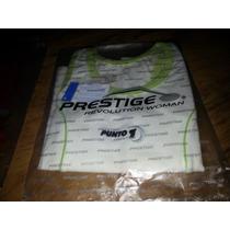 Musculosa Prestige / Punto 1 Talle 1 Originales 100%