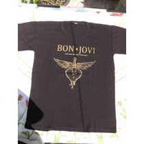 Remera Bon Jovi Nueva!! Tour 2013 Arg