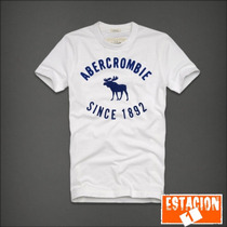 Remeras Abercrombie & Fitch - Hollister. Nuevos Diseños