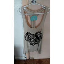 Musculosa Keep Talle Unico