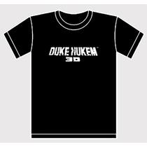 Remera Duke Nukem 3d Estampada Videojuego