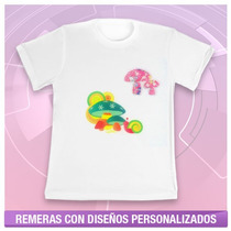 Remeras Sublimadas Transfer Personalizado Diseños Exclusivos